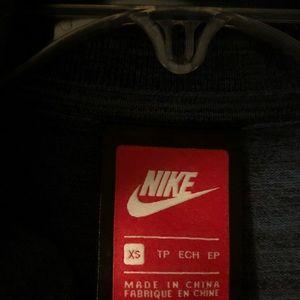 Nike Tops - Nike zip jacket.  Mid to heavyweight material